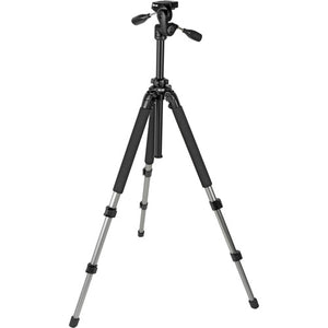 SLIK Pro 700 DX Tripod with 700DX 3-Way, Pan-and-Tilt Head - Titanium