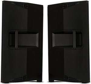 "Mackie Thump15 Powered 15"" Loudspeaker Pair Bi-Amped DJ Live Music Speakers"