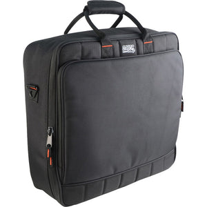 "Gator Cases Padded Nylon Mixer/Gear Carry Bag with Removable Strap; 18"" x 18"" x 5.5"" (G-MIXERBAG-1818)"