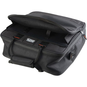 "Gator Cases Padded Nylon Mixer/Gear Carry Bag with Removable Strap; 15.5"" x 15"" x 5.5"" (G-MIXERBAG-1515)"