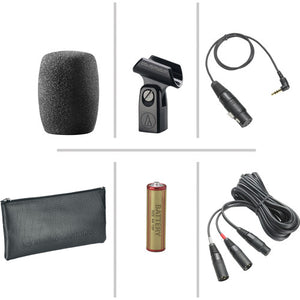 Audio-Technica AT8022 X/Y Stereo Field Microphone
