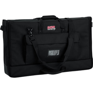 "Gator Cases Padded Nylon Carry Tote Bag for Transporting LCD Screens, Monitors and TVs Between 27"" - 32""; (G-LCD-TOTE-MD) - The Camera Box"