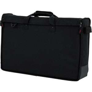 "Gator Cases Padded Nylon Carry Tote Bag for Transporting LCD Screens, Monitors and TVs Between 19"" - 24""; (G-LCD-TOTE-SM)"
