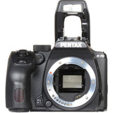 Pentax K-70 Weather-Sealed DSLR Camera, Body Only (Black)