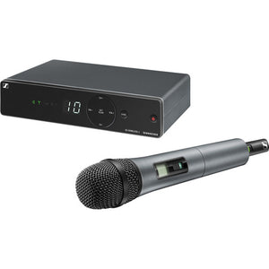 Sennheiser XSW 1-825-A UHF Vocal Set with e825 Dynamic Microphone (A: 548 to 572 MHz)