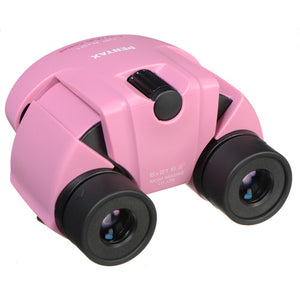 Pentax 8x21 U-Series UP Binocular (Pink) [Discontinued] - The Camera Box
