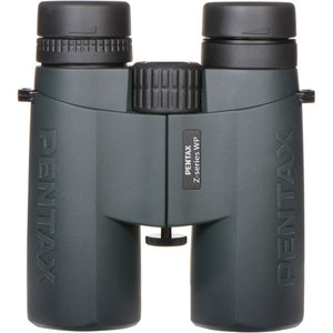 Pentax 10x43 Z-Series ZD WP Binocular (Green) - The Camera Box