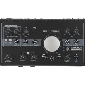 Mackie Big Knob Studio Monitor Controller and Interface