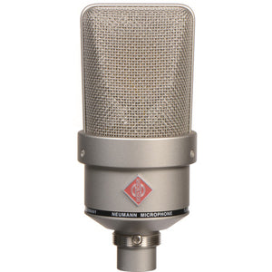 Neumann TLM 103 Large Diaphragm Condenser Microphone (Mono Set, Nickel) - The Camera Box