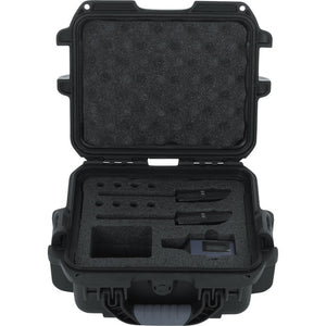 Gator Cases Titan Series Waterproof Case for Small Sennheiser EW ENG Wireless Microphone System
