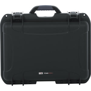 Gator Cases Titan Series Waterproof Case for Large Sennheiser EW Wireless Microphone System