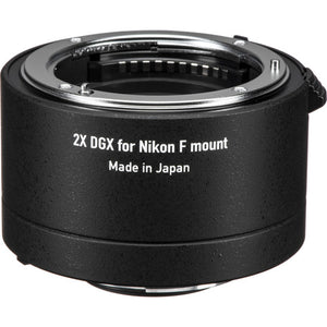 Kenko TELEPLUS HD pro 2x DGX Teleconverter for Nikon F - The Camera Box