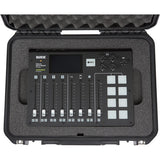 SKB 3i1813-7-RCP iSeries RODECaster Pro Podcast Mixer Case