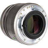 Pentax SMCP-FA 77mm f/1.8 Limited Edition Lens with Case and Hood (Silver)