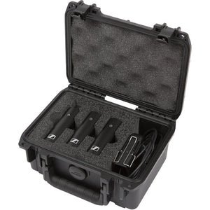 SKB 3i0705-3-XSW iSeries Case for Sennheiser XSW-D Digital Wireless Audio Systems