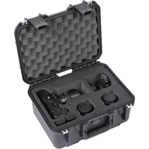 SKB 3i-13096PC4K iSeries 1309 Waterproof Case Compatible with Blackmagic Design Pocket Cinema Camera 4K