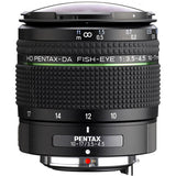 Pentax HD DA Fisheye 10-17mm f/3.5-4.5 ED Lens
