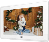 "Kodak 10"" WiFi Enable Digital Photo Frame RCF-106 (White)"