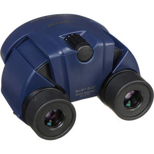 Pentax 8x21 U-Series UP Binocular (Navy) - The Camera Box