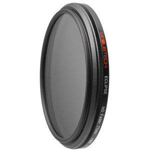 Genustech 82mm Eclipse ND Fader Filter - G-ECLIPSE82 - The Camera Box