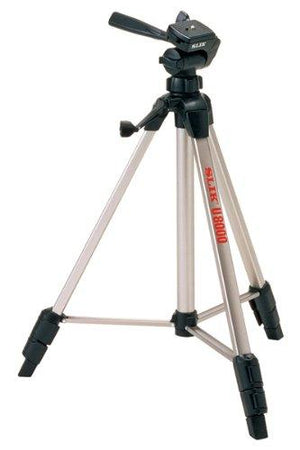 Slik U8000 Tripod with 3-Way Pan / Tilt Head (Quick Release) - Supports 4.40 lb (2.00 kg) 617-800