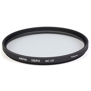 Hoya Alpha Multi-Coated UV Optical Glass Filter - The Camera Box