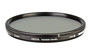Hoya Variable Neutral Density (ND) Filter 0.45 to 2.7 (1.5 to 9 stops)