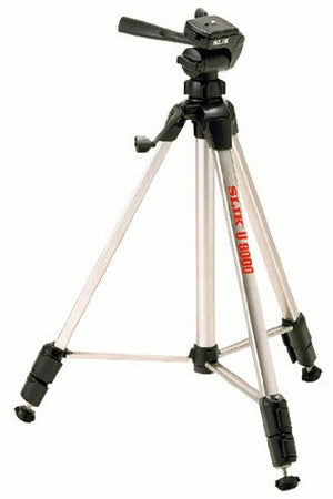 Slik U9000 Tripod with 3-Way Pan / Tilt Head (Quick Release) - Supports 4.40 lb 617-900