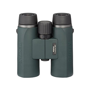 Pentax 8x42 S-Series SD Waterproof Binocular (Green) - The Camera Box
