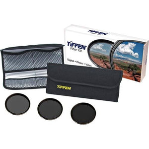 Tiffen 67mm Digital Neutral Density Filter Kit - 67NDK3