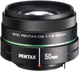 Pentax K-70 DSLR Camera (Body Only, Black) with Pentax smc DA 50mm f/1.8 Lens