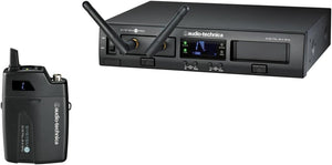 Audio-Technica ATW-1301 System 10 PRO Rack-Mount Digital UniPak Transmitter System (2.4 GHz) - The Camera Box