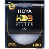 Hoya HD3 32 Layer Nano Multi-Coated UV Filter - The Camera Box