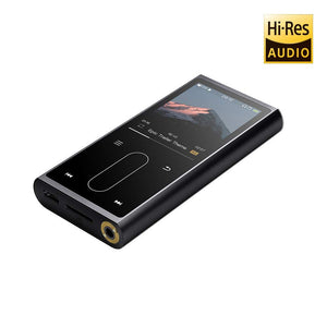 FiiO M3K Portable High-Resolution Lossless Audio Player (Black) - The Camera Box