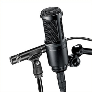 Audio Technica AT2041-SP Studio Microphone Package - The Camera Box