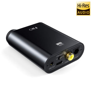 FiiO K3 Compact Headphone Amplifier and USB Type-C DAC