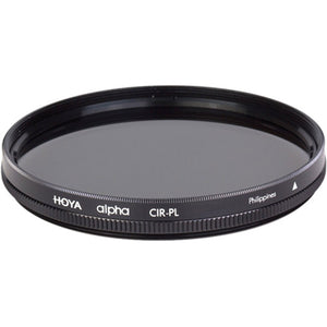 Hoya Alpha Circular Polarizer Filter (77mm)