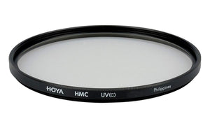 Hoya HMC Ultraviolet UV C Haze Multicoated Filter (49mm)