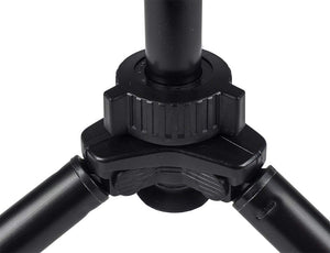 SLIK Mini-Pro V Tripod with 2-Way Pan/Tilt Head - Black