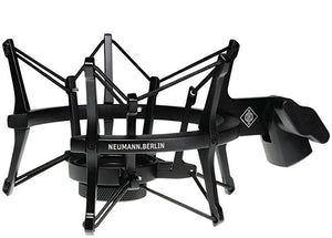 Neumann EA 4 Elastic Suspension Shockmount (Black) 008642 - The Camera Box