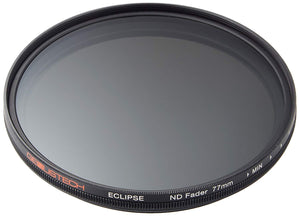 Genustech 77mm Eclipse ND Fader Filter - G-ECLIPSE77