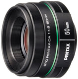 Pentax DA 50mm f1.8 lens for Pentax DSLR Cameras - The Camera Box