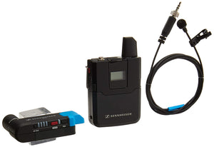 Sennheiser AVX Camera-Mountable Lavalier Pro Digital Wireless Set - AVX-MKE2 SET-4-US - 505862