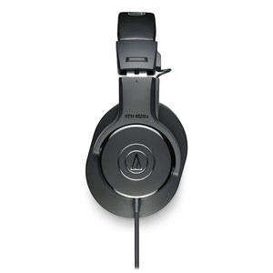 Audio-Technica ATH-M20x Professional Studio Monitor Headphones, Black - The Camera Box