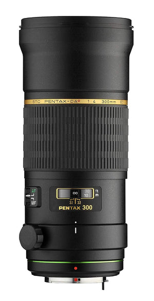 Pentax SMCP-DA* 300mm f/4 ED (IF) SDM Autofocus Lens for Pentax Digital SLR