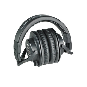 Audio-Technica ATH-M40x Monitor Headphones (Black) - The Camera Box