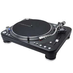 Audio-Technica Consumer AT-LP1240-USB XP Professional DJ Direct-Drive Turntable (USB & Analog) with AT-XP5 Cart