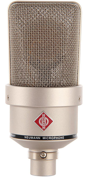 Neumann TLM 103 Large Diaphragm Condenser Microphone (Nickel) - The Camera Box
