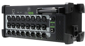 Mackie DL16S 16-Channel Wireless Digital Live Sound Mixer with Built-In Wi-Fi - The Camera Box