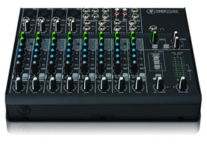Mackie 1202VLZ4 12-Channel Compact Mixer + 1202VLZ BAG - The Camera Box